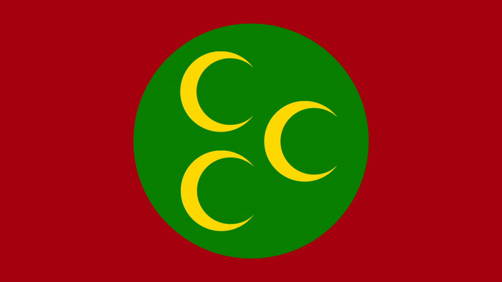 Türk Bayrağı - Pow - Bylge